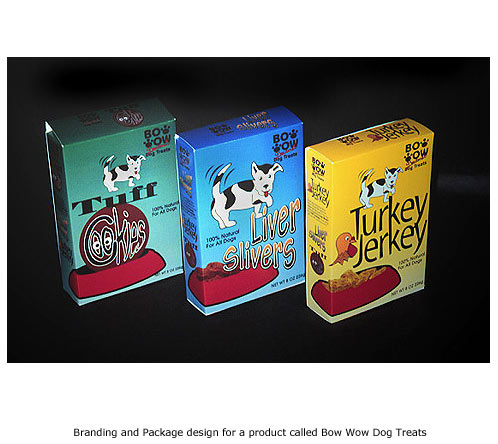 bow wow 2011. Bow Wow Dog Treats – Package
