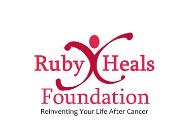 ruby heals logo 382px RubyHeals.org (Cancer Support Organization)